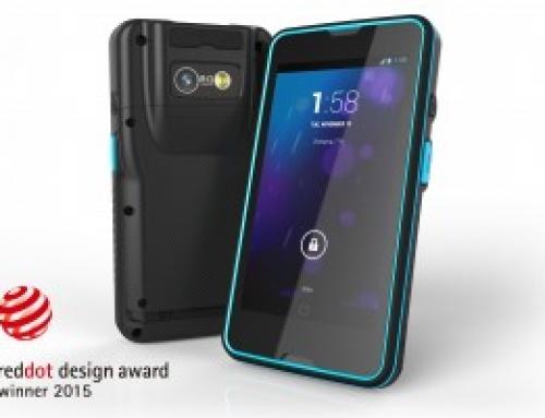 Handdator/PDA för tuffa miljöer.