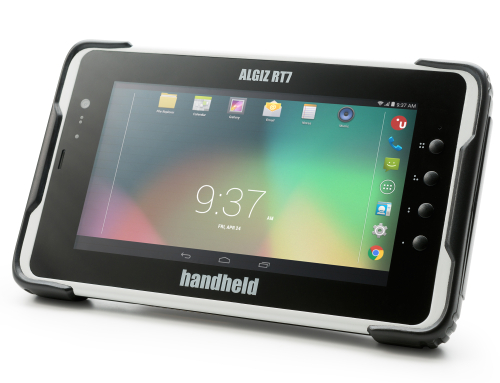 7″ ruggad Android-tablet från HandHeld.