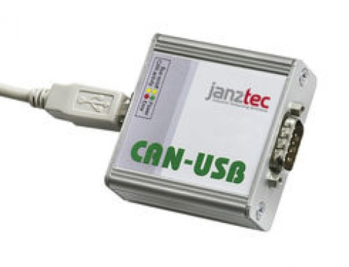 CAN/EtherCAT/VMEbus – CAN-USB