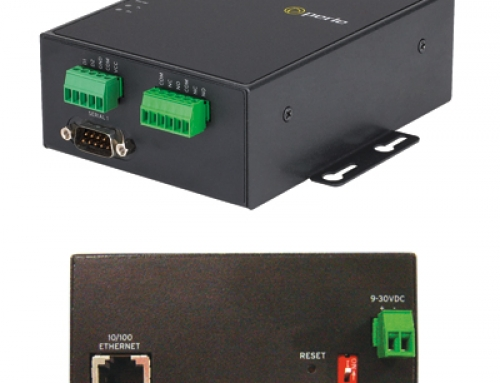 I/O-unit – Perle IOLAN I/O Device Server