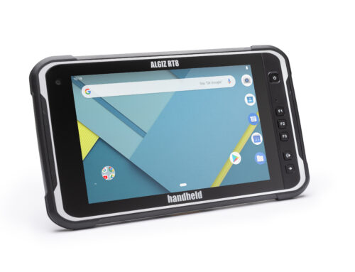 New rugged 8″ tablet with Android OS from HandHeld!