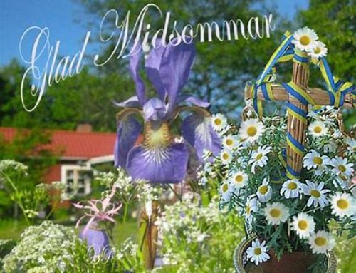 Profcon AB wishes a Happy Midsummer!