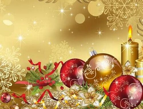 We wish you all a Merry Christmas & Happy New Year!
